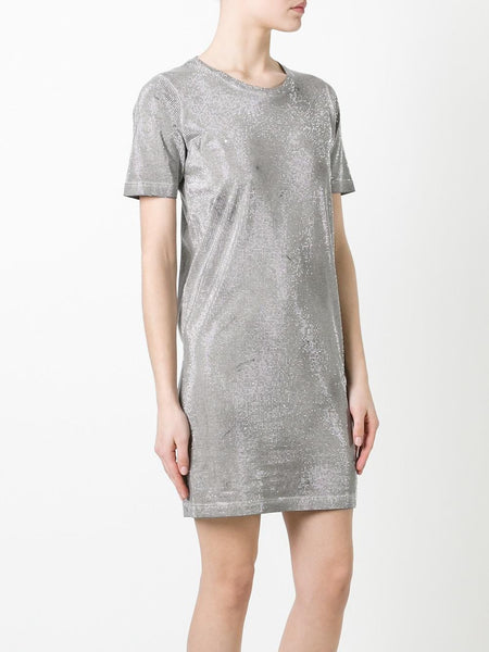 Studded T-Shirt Dress | S75CU0489 S22427