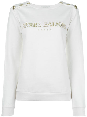 Logo Pullover | FP66248S A6283