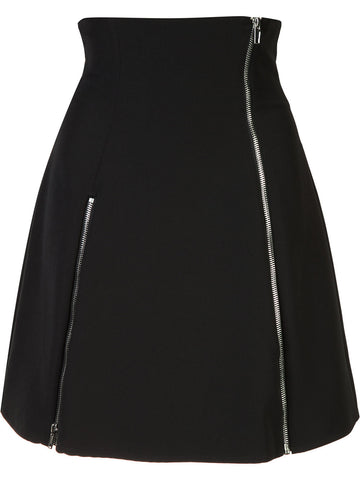 Zipped Skirt | A0106 927