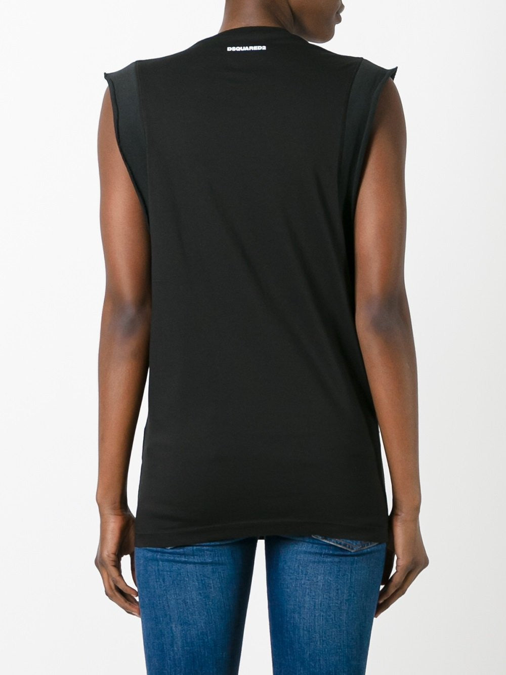 Sleeveless Tee | S72GC0973-S22427