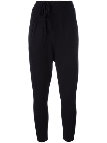 Slim Cotton Jogger | W ST 114