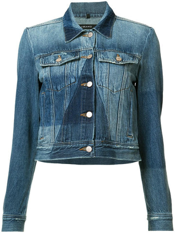 Harlow Denim Jacket | JB00611 HARLOW