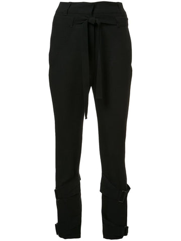 Strapped Wool Pant | 1701-1414-P-170