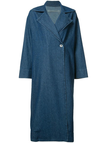 Indigo Denim Coat | Y77-6512
