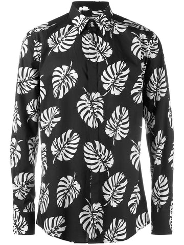 Palm Leaf Shirt | G5EB7T-FS52M-