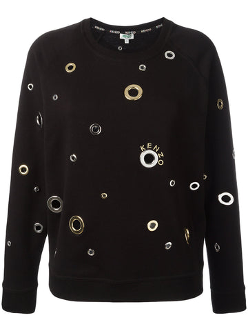 Eyelet Pullover | SW844952