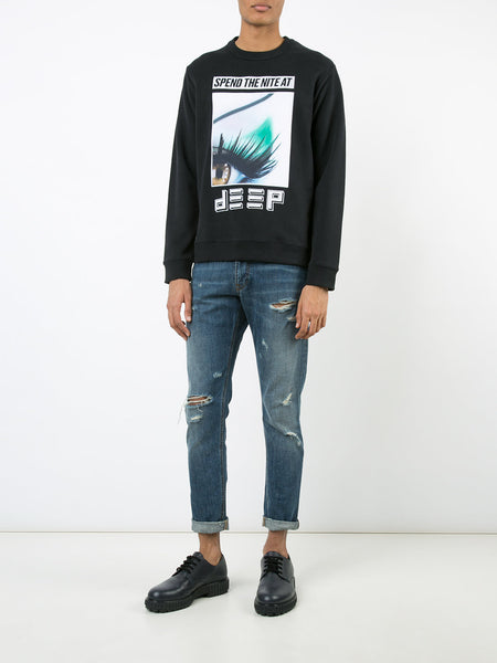 Graphic Sweatshirt | F755SW1544MB