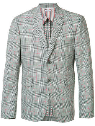Glen Check Blazer | MJC001H-01459 980