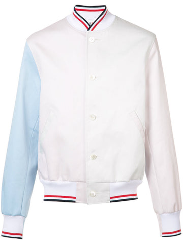 Colour Blocked Jacket | MJU103F-00249 680