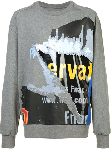 Graphic Sweatshirt | JC7241P323