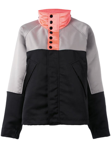 Colour Blocked Jacket | 101641S17 FB2464S17