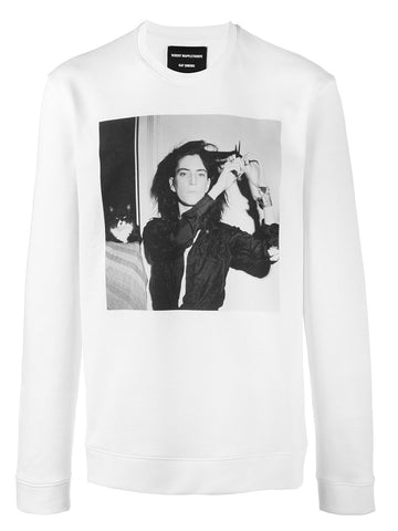 Patti Smith Sweatshirt | 171-165-19004-00010