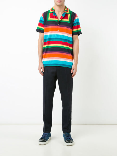 Striped Polo | PSXC 533R X76