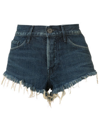Cut-Off Denim Shorts | WM5SC0226 CUT OFF