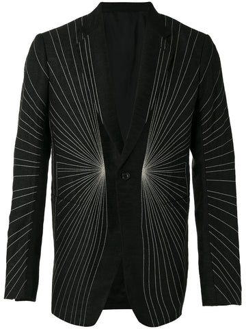 Embroidered Blazer | RR17S9751KEMR