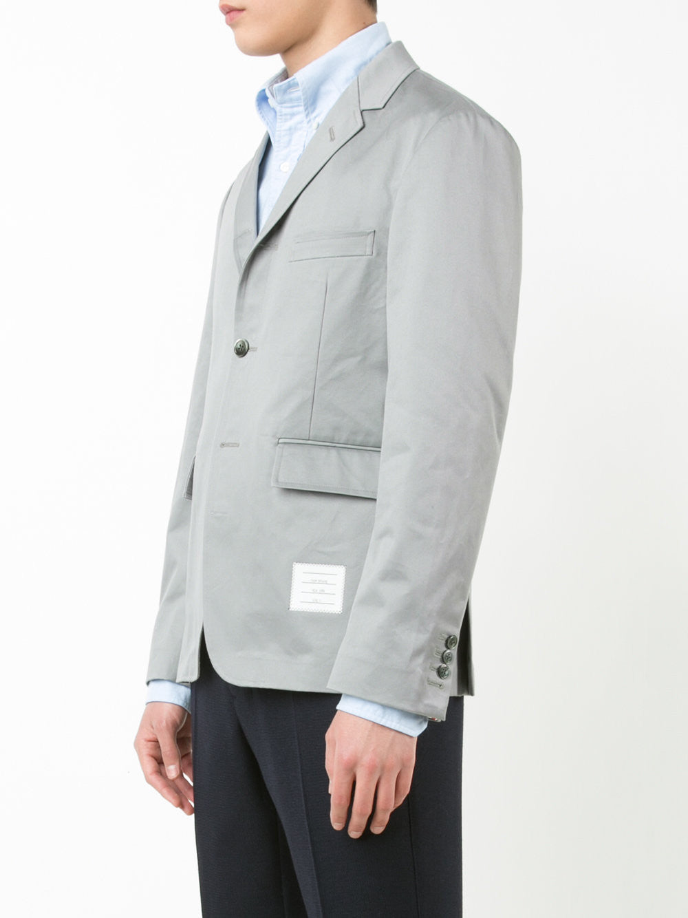 Cotton-Twill Blazer | MJU426A-01443--035