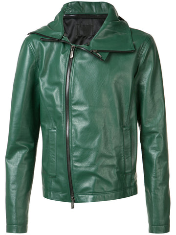 Goat Leather Jacket | K7523