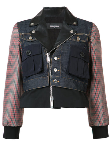 Assemblage Jacket | S72AM0528-STN702