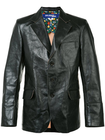 Horse Leather Blazer | WS-J032-051