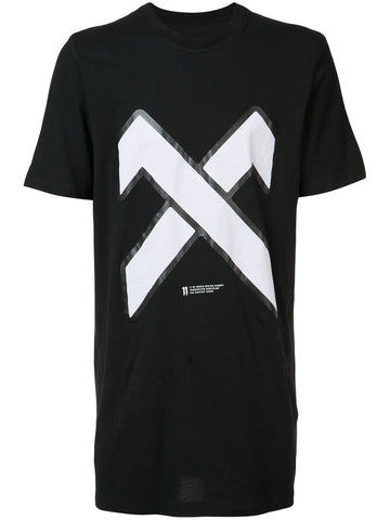 Crossed Logo Tee | 249 TS5 1101