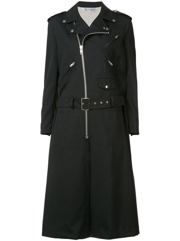 Wool Motorcycle Coat | RS-J029-051