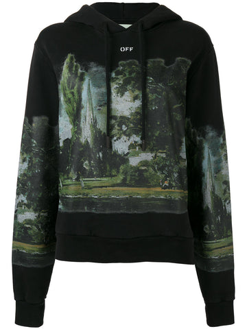 Countryside Hoodie | OWBB008S17446168 COUNTRYSIDE