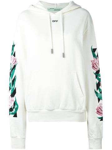 Tulips Hoodie | OWBB008S17446182 TULIPS OVER