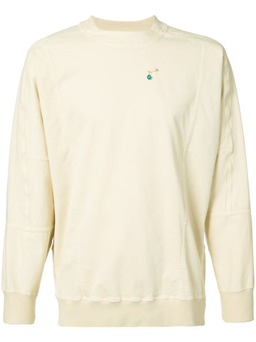 Cotton-Twill Baseball Jumper | M550CT BASEBALL JUMPER
