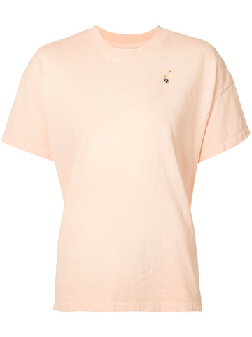 Cotton Tee | W606LSA SALMON