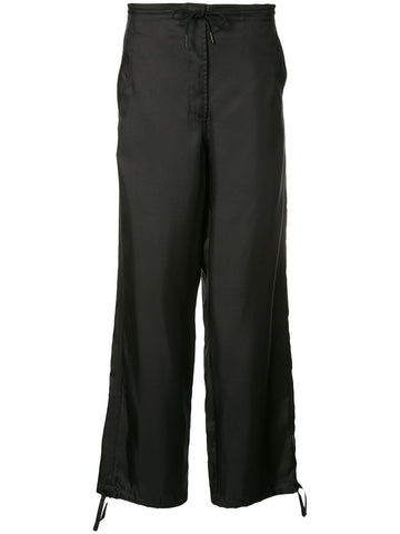 Embroidered Silk Pant | 3560 LOOSE SNOPANTS