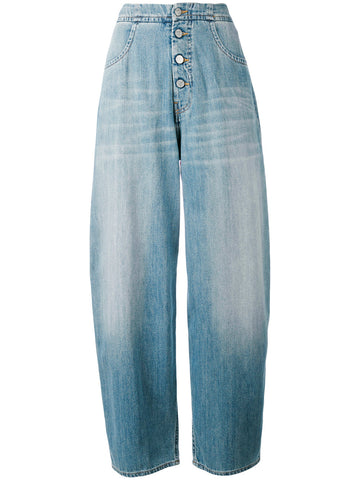 Relaxed Repurposed Vintage Jeans | S52LA0052-S30592