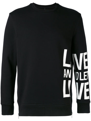 Side Graphic Sweatshirt | PBJS250S-F545S