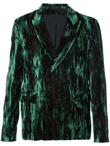 Crushed Velvet Blazer | 1702-3008-174-045