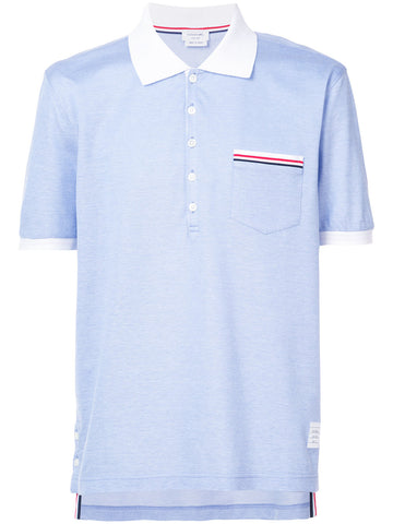 Piqué Cotton Polo | MJP022A-01455-465