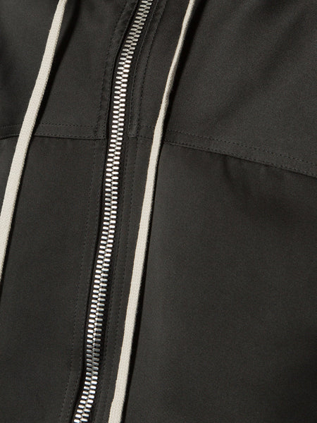Zip Up Trapeeze Jacket | RU17F8794 NDEV 09