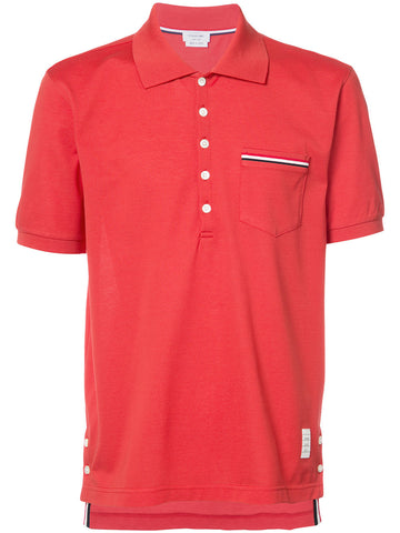 Piqué Cotton Polo | MJP022A-01455-605