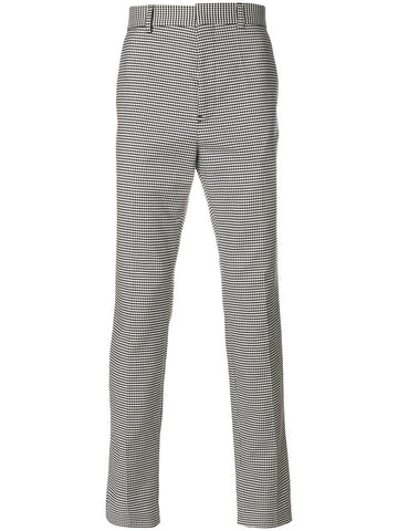 Tailored Houndstooth Trouser | 174-3402-172-003