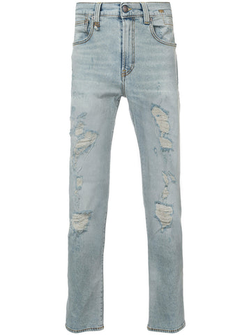 Slim Distressed Jeans | R13M0199-372