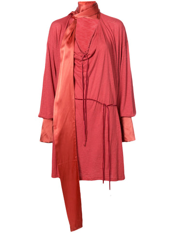 Peasant Shirt-Dress | 1702-2434-P-225-036CARRIE/JUNE