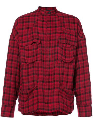 Plaid Shirt-Jacket | 174-3030-104-039