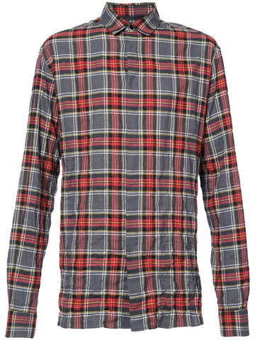 Plaid Shirt | 174-3600-112-038