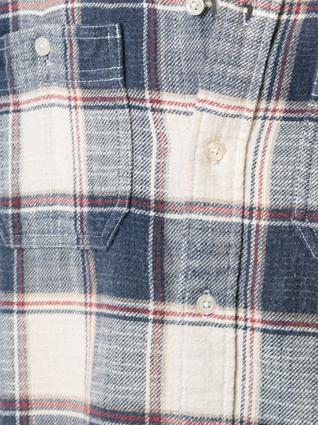 Plaid Casual Shirt | R13M7102-03
