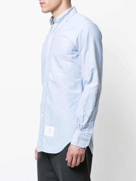 Cotton Oxford Shirt | MWL218A-00139-480