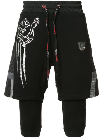 Layered Shorts | F17C MJT0220 SJO001N REFLECT