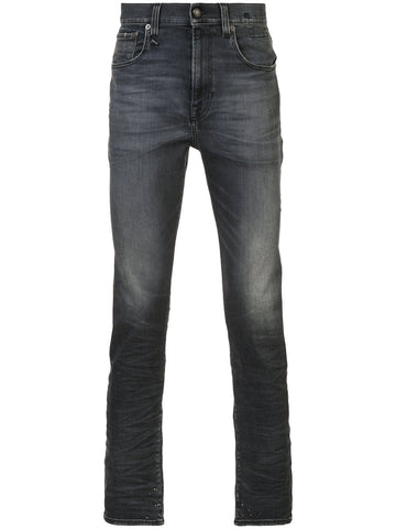 Washed Skinny Jeans | R13M0199-332