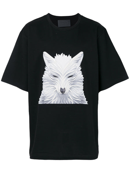 Embroidered Wolf Tee | JC7842P235
