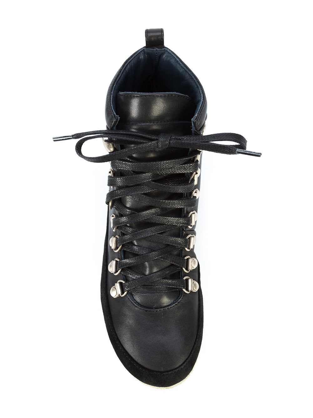 Leather Hiking Boot | VLSHB002 HIKING BOOT-BLK