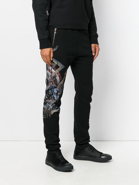 Graphic Printed Sweatpant | W7H5118I058