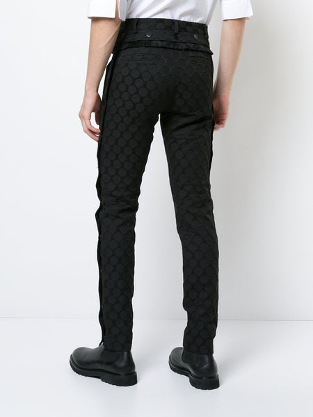 Textured Pant | 17CD1BMTR-03