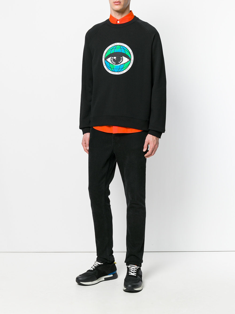 World Eye Sweatshirt | F765SW0794XF WORLD EYE